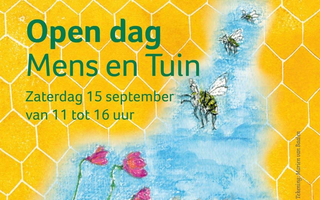 Open dag bij Mens en Tuin