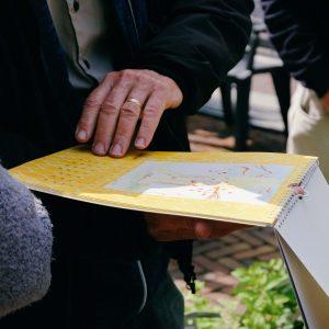 De bijenkalender van Mens en Tuin